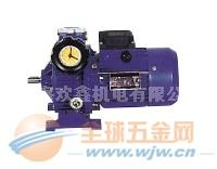 MB-C-0.37KW-300-1500无极调速电机厂家直销