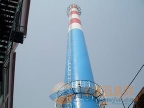 山东济南高空刷烟囱油漆公司