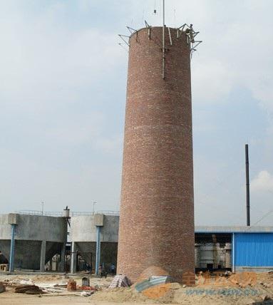 广西新建砖烟囱