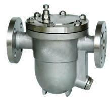 自由浮球式蒸汽疏水器