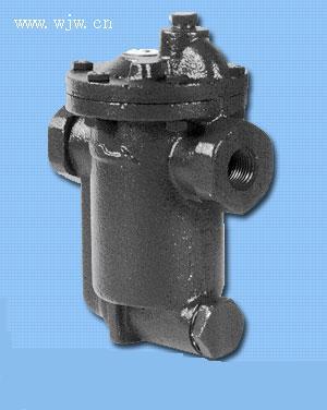 铸铁倒筒式蒸汽疏水器,疏水阀