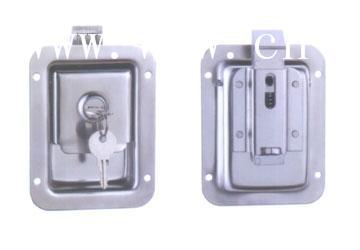 移门顶锁 玻璃门锁 柜锁 家具配件