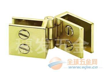 铝玻璃夹(方型)SF041 玻璃夹 门夹 门铰