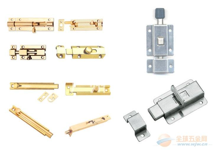 插销 柜闩 隐藏插 门窗插锁 家具五金 暗插 门栓