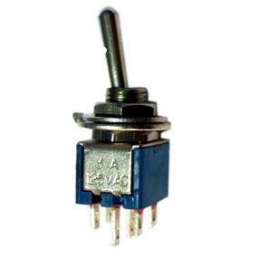 电器供应MTS-1摇摆开关,拨动开关灯饰开关,金属摇摆开关