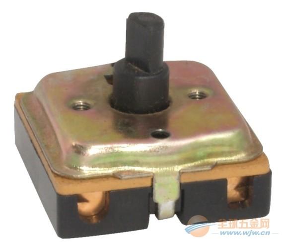 施霸供应KXZ Series 边上螺母安装转换开关 风扇开关