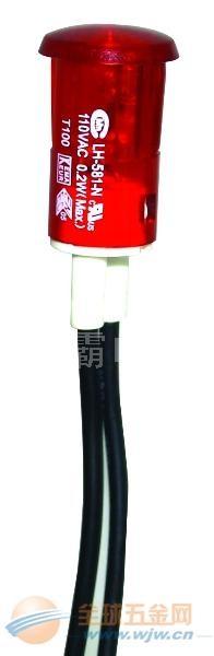 M12.7供应指示灯,带线指示灯 灯具 厨具 仪器设