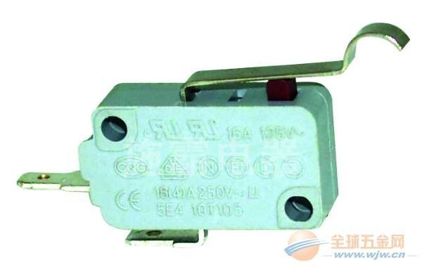 KW3A微动开关,16A250V