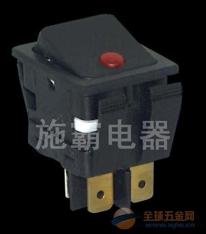 KCD2-F2防水开关,可在户外淋水的开关