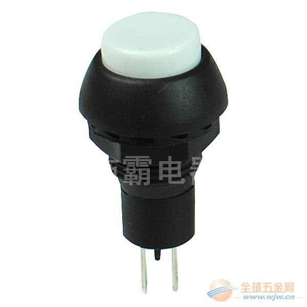 KA1A按钮开关,塑胶螺口按钮开关,卡式安装开关(图)