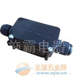 施霸厂家生产IP65防水接线盒2孔或3孔出线 B703接线盒