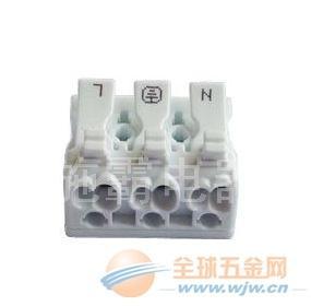 施霸长期供应进口BJB品牌2位或3位塑胶接线端子