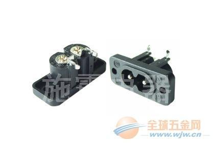 供应施霸八字插座,两孔插座,欧规美规插座(图)