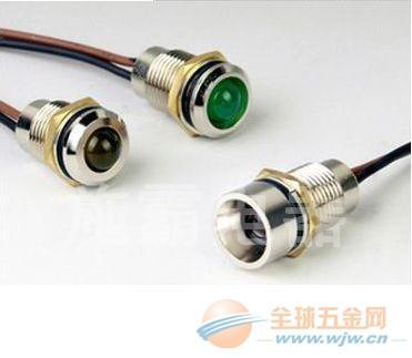 厂家批发防水指示灯,金属防水指示灯,IP65防水等级(图)