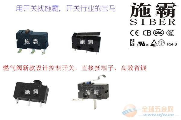 热水器专用微动开关,KW4A(S)微动开关(图)