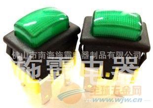 施霸电器供应KAN-L6按键开关,自锁开关,变频开关