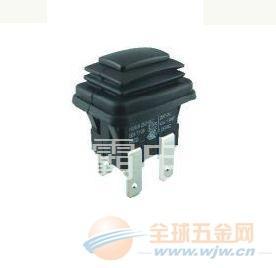 供应橡胶连体一体化IP65防水按钮开关按键开关