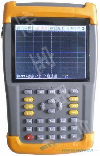 差动保护六角图测试仪 保护回路矢量分析仪