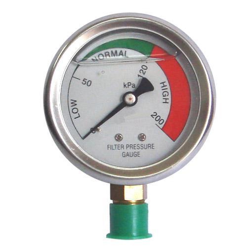 全不锈钢压力表(直径40mm-150mm)