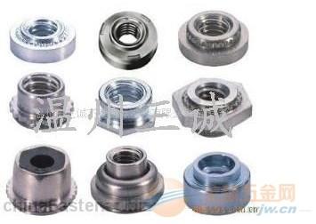焊接螺母|六角焊接螺母|法兰焊接螺母|温州焊接螺母|价格