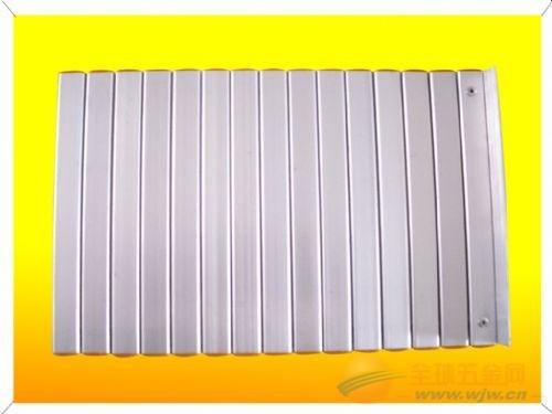 供应 木兰县机床防护帘 铝型防护帘 自产自销