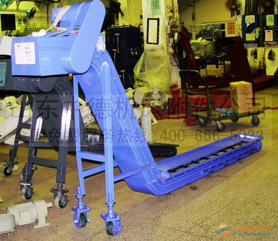张家界链板式排屑器,集中排屑机,Z型排屑机!