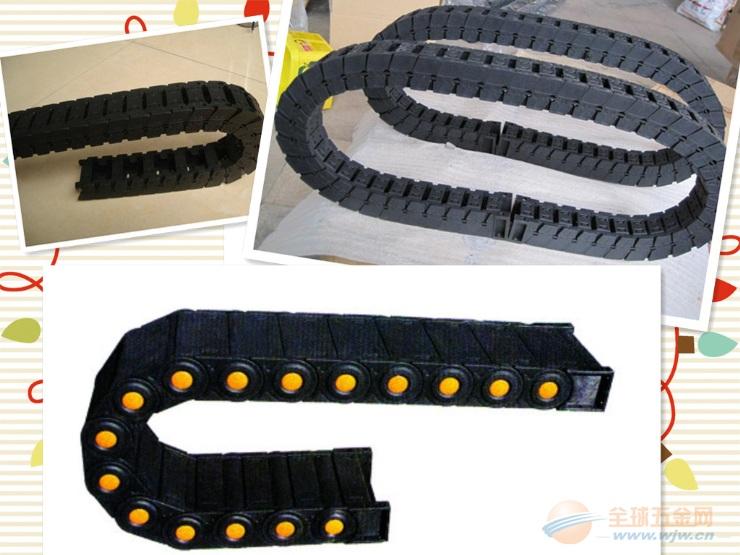 涪陵区直销机床塑料拖链 拖链研发先驱
