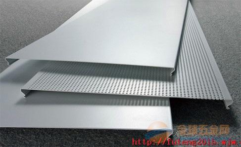 广州C100铝条扣