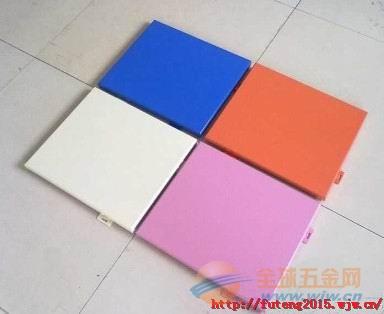 富腾建材木纹铝单板