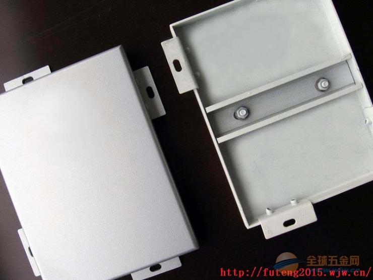 静态喷粉铝单板