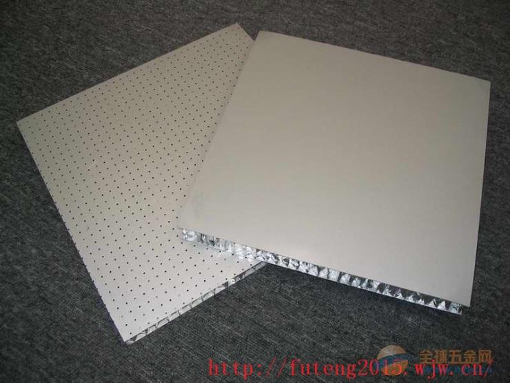 保暖吸音铝蜂窝板
