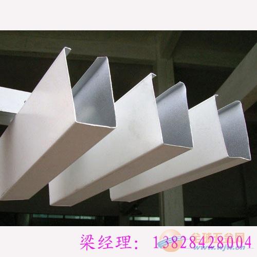 科学生产设备挤压成型铝方通