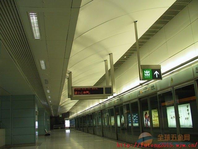 漳州地铁站优质铝单板的生产厂家