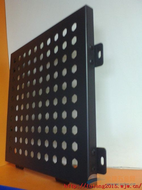 广东电力大厦铝单板的安装效果图