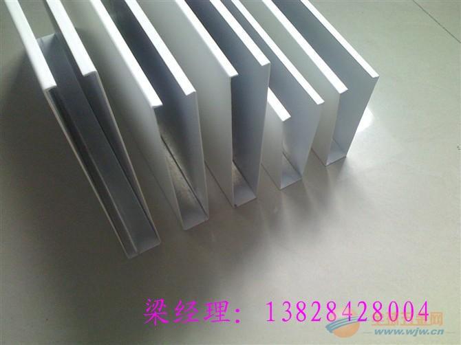 岳阳市30底90高,0.65mm厚粉末铝方通的生产工艺