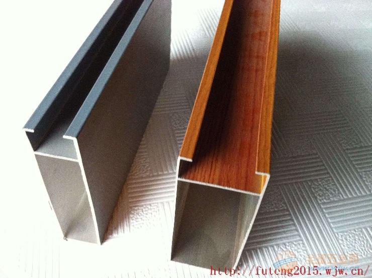 广告墙型材铝方通生产工艺