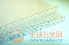 苏州高锋建材供应pc板材