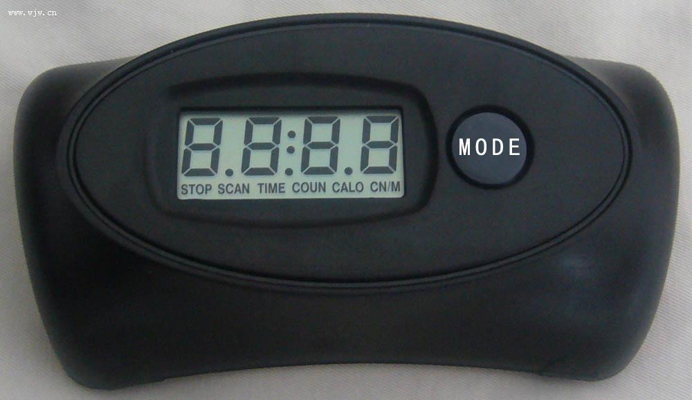 踏步机电子表、健腹器电子表