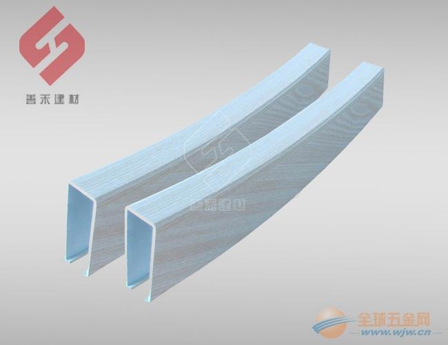 广州弧形铝方通吊顶价
