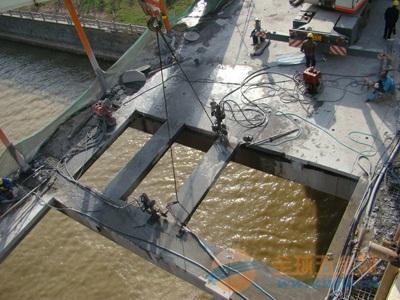 河南濮阳钢筋混凝土切割,濮阳桥梁切割,濮阳水下切割,绳锯切割