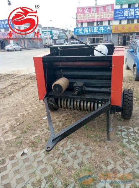 18马力以上拖拉机可以带的秸秆打捆机