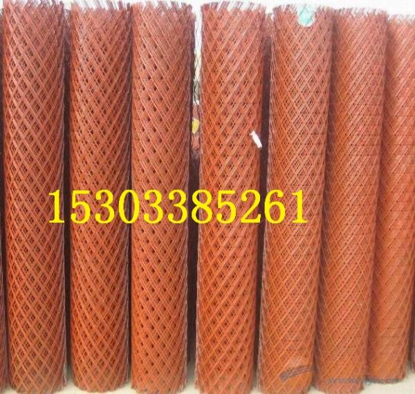 菱形纹 钢板网 菱形围栏网