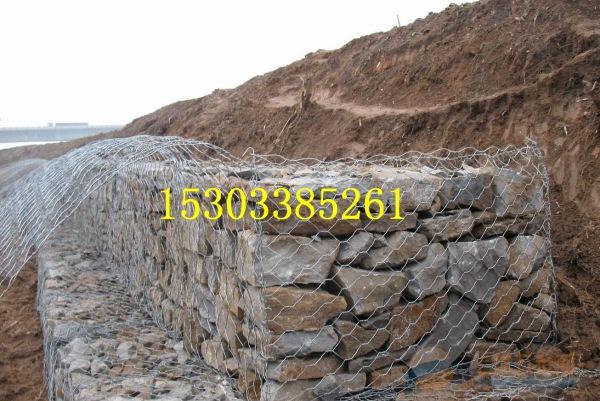 石笼设计规范 格宾网石笼施工 格宾网石笼价格