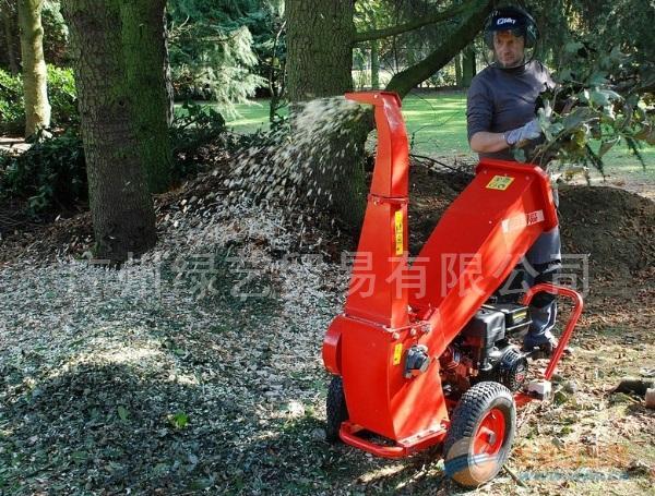 斯莱普GTS1300树枝粉碎机