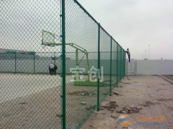 篮球场围网淄博厂家 篮球场围网图纸设计 篮球场
