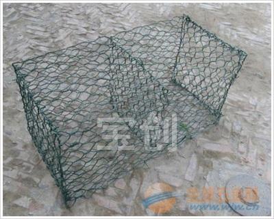 六角石笼网 铅丝石笼网 石笼网厂家