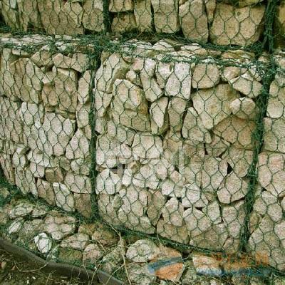低价供应石笼网。喷塑石笼网。重型石笼网