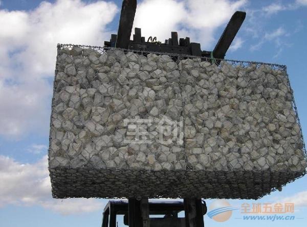 钢筋石笼网 钢丝石笼网 石笼网钢丝