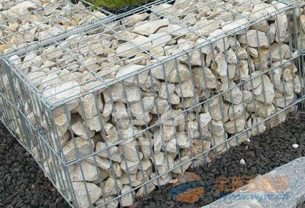电焊石笼网 镀锌石笼网 防护石笼网