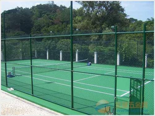 抚州网球场护栏网用途 丽江网球场护栏网防腐处理 网球